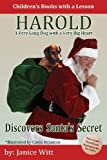 Harold Discovers Santa's Secret, Janice Witt, 1630224421