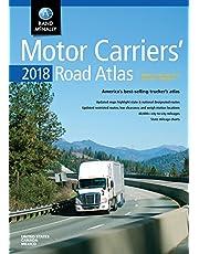 2018 Rand McNally Motor Carriers' Road Atlas: McRa