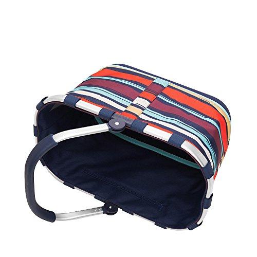 Stripes Multicolour Bl6038 multicolour Millefleurs artist amp; Canvas Reisenthel Beach Bag Tote AxfHvUn6wq