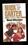 Blood Ultimatum, Nick Carter, 0441572812