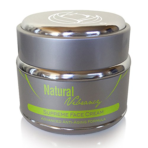 Face Cream with Collagen Peptides - Anti-Aging & Anti-Wrinkle Night Cream with Intense Hydration - Fragrance-Free, Natural Deep Face Moisturizer For Women & Men with Mature, Dry or Sensitive Skin
