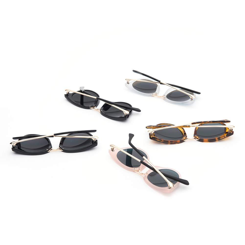 YRE Gafas de Sol Lindas de Lori niños, Gafas de Sol de Moda ...