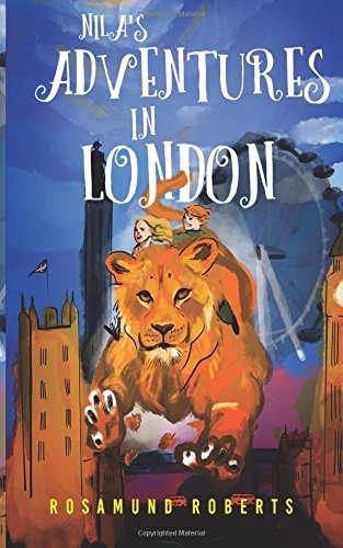 Nila's Adventures in London by Rosamund Roberts - Mall In Olympia