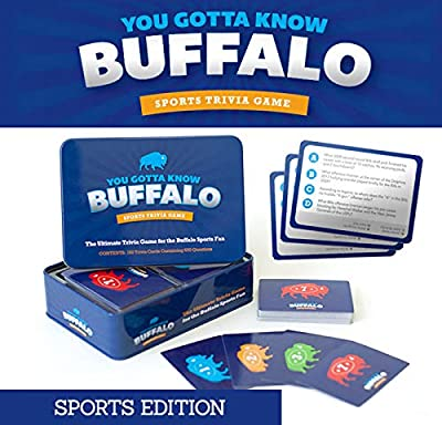 You Gotta Know Buffalo - Sports Trivia Game