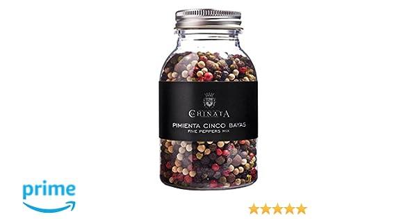 Pimienta Cinco Bayas (110 g) - La Chinata: Amazon.es: Alimentación y bebidas
