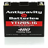 Antigravity Batteries YT12BS-16 High-Power Lithium Motorsports Battery, LEFT NEG TERMINAL, OEM Replacement Series