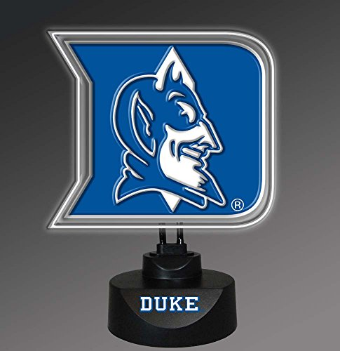 NCAA Duke University Col-Duk-1808Neon Lamp, Multi, One Size (University Neon Lamp)