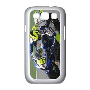 Samsung Galaxy S3 I9300 Phone Case for Valentino Rossi pattern design