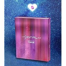 TWICE - SIGNAL (4th Mini Album) [B ver.] CD+Photobook+Photocard+Pre-order Benefits+Folded Poster