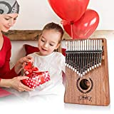 Mugig Kalimba 17 keys with Protection Box and