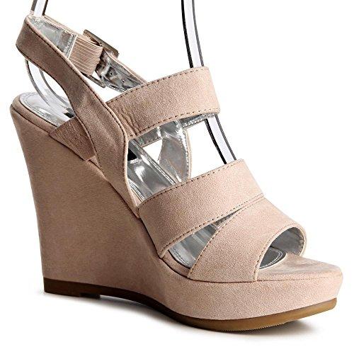 topschuhe24 - Zapatillas para mujer, color azul, talla 40 EU