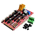 KINWAT 5pcs Ramps 1.4 3D Printer Control Panel Printer Control Reprap MendelPrusa in Stock Good Quality Low Price