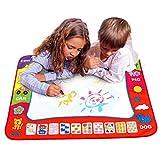 Baby : OVERMAL Aqua Doodle Children's Drawing Toys Mat Magic Pen Educational Toy 1 Mat+ 2 Water Drawing Pen