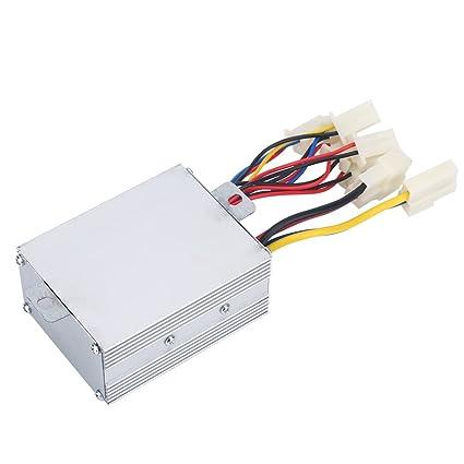 L-faster 36 V48 V 1000 Watt Roller Pinsel Motor Controller Motor Controller F/ür Dreirad Roller Geb/ürstet Controller