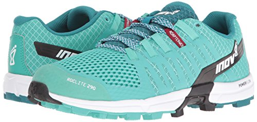 Chaussures Inov-8 Roclite 290 Turquoise Femme 2017