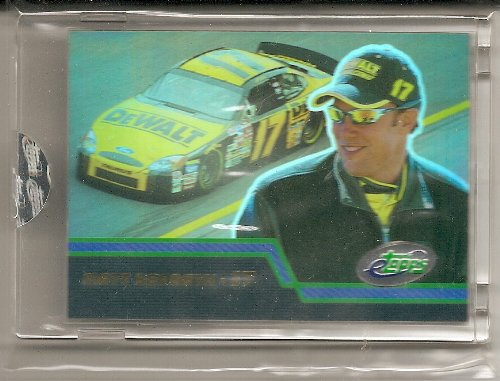Matt Kenseth 2003 eTopps NASCAR Uncirculated Card - 5000 Print Run