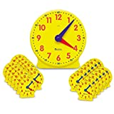 Toys : Learning Resources Classroom Clock Kit