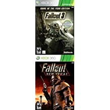 Fallout 3 - Game Of The Year Edition Includes: Operation: Anchorage / The Pitt / Broken Steel / Point Lookout / Mothership Zeta + Fallout: New Vegas
