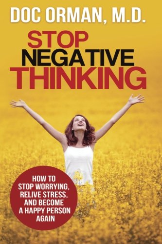 Stop Negative Thinking Doc Orman product image