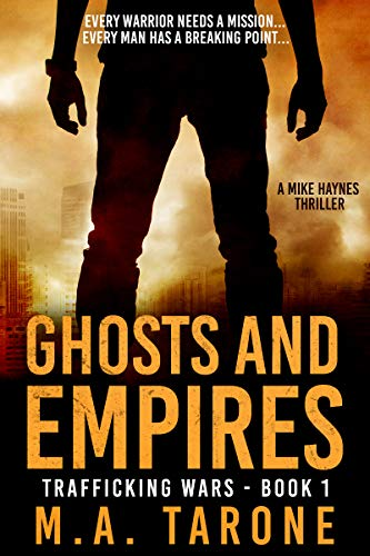 Ghosts and Empires (Trafficking Wars Book - Dodge Charger Forms