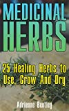 Medicinal Herbs: 25 Healing Herbs to Use, Grow And Dry: (Alternative Medicine, Herbal Medicine, Herbs, Homeopathy, Herbs for Hormonal Balance, Health) ... Medicinal Plants, Herbs For Weight Loss,)