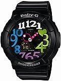 Casio Baby-G Neon Dial Series Women's Watch BGA-131-1B2JF (Japan Import)
