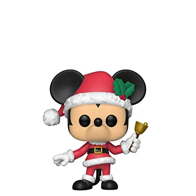 Funko Pop! Disney: Holiday - Mickey: Toys & Games