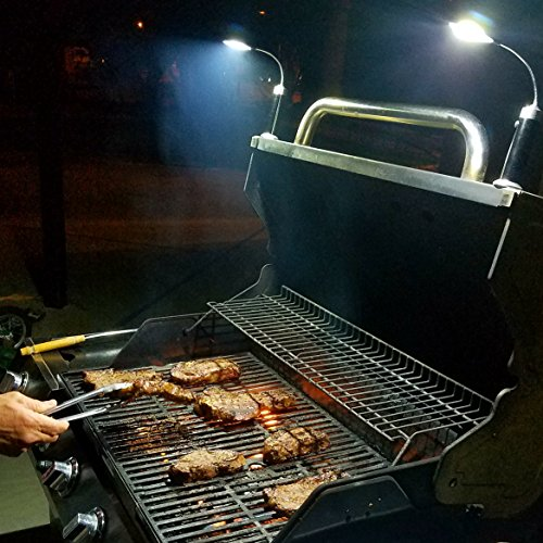 Highest Rated Grill Lighting .