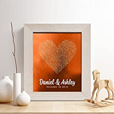 Modern & Traditional 7th Wedding Anniversary Gifts for Women & Men