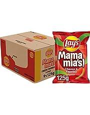 Lay's Mama Mia's Chips, Doos 9 stuks x 125 g