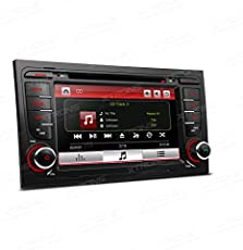 2001 audi a4 car stereo radio wiring diagram xtrons 7 inch hd digital touch screen car stereo in dash dvd player gps navigation dual channel canbus screen mirroring function for audi a4 s4 rs4