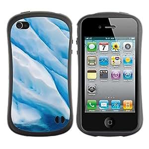 "Hypernova Slim Fit Dual Barniz Protector Caso Case Funda Para Apple iPhone 4 / iPhone 4S [Planta Naturaleza Forrest Flor 90""]"