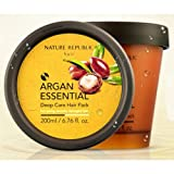 Best Nature Republic Argan Oils - [Nature Republic] Argan Essential Deep Care Hair Pack Review