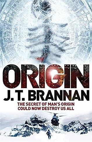 book cover of Origin