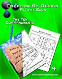 Activity Book - the Ten Commandments, , 0982807732