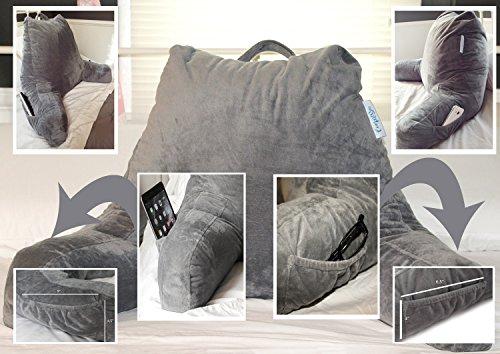 Ziraki Large Plush Shredded Foam Reading And Tv Relax