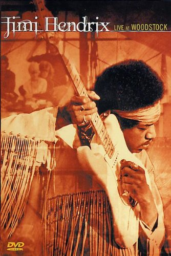 - Jimi Hendrix - Live at Woodstock