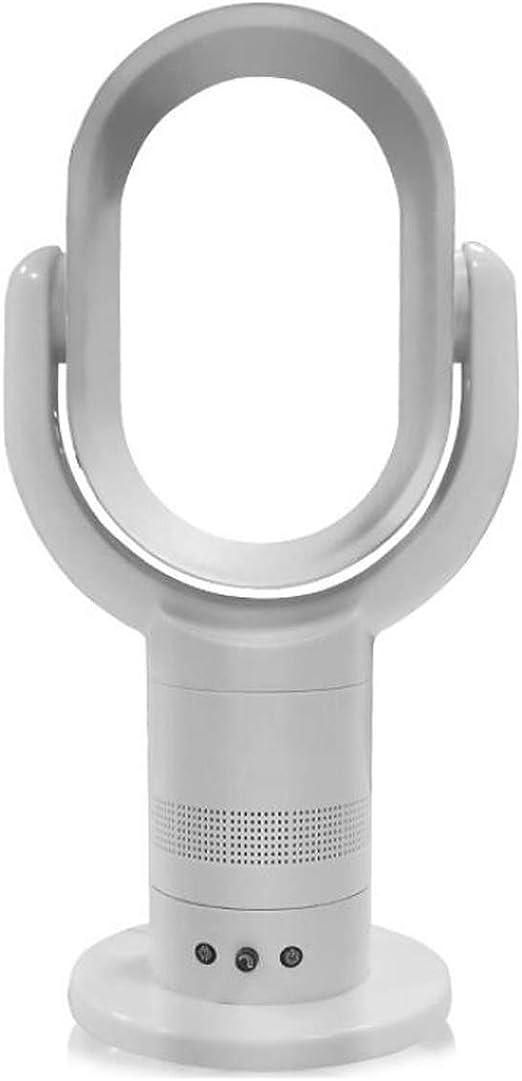 NANXCYR Ventilador sin aspas Ventilador sin aspas Ultra silencioso ...