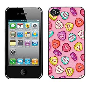 All Phone Most Case / Hard PC Metal piece Shell Slim Cover Protective Case Carcasa Funda Caso de protección para Apple Iphone 4 / 4S butterfly beige pink teal purple spring