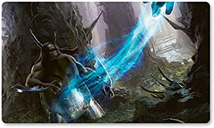 Playmats - Alfombrilla de Juego de Mesa para Juegos de Mesa (tamaño 60 x 35 cm, Alfombrilla para ratón para Yugioh Pokemon Magic The Gathering): Amazon.es: Oficina y papelería