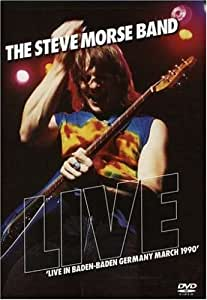 The Steve Morse Band: 'Live in Baden-Baden Germany March 1990'