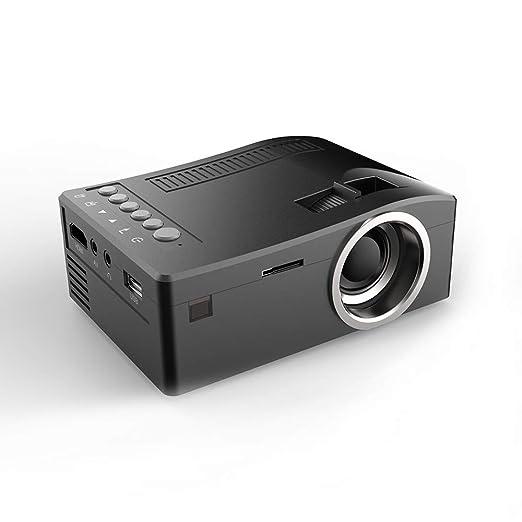 Juonjee Tarjeta de línea de proyectores proyector de Cine en casa ...