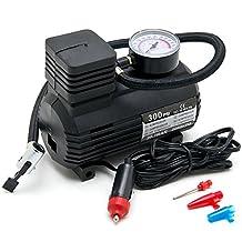NEW Portable Mini Air Compressor Electric Tire Inflator Pump 12 Volt Car 12V PSI