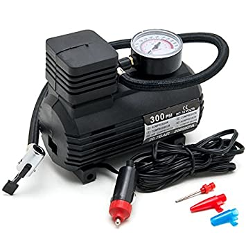 Amazon biltek new portable mini air compressor electric tire biltek new portable mini air compressor electric tire inflator pump 12 volt car 12v psi sciox Images