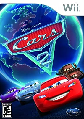 Cars 2 3ds by Disney