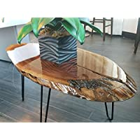 Walnut Coffee Table Beautiful Elegant