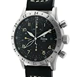 Tutima Chronograph automatic-self-wind mens Watch 760-01 (Certified Pre-owned)