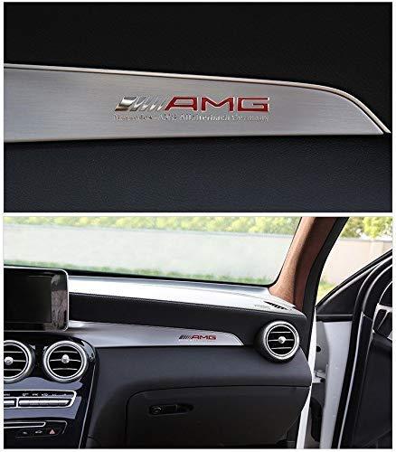 1x AMG Mercedes-Benz Affalterbach Germany Interior Multimedia Control Decal
