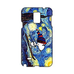 Cool-benz Van gogh starry night paintings snoopy 3D Phone Case for Samsung Galaxy Note4