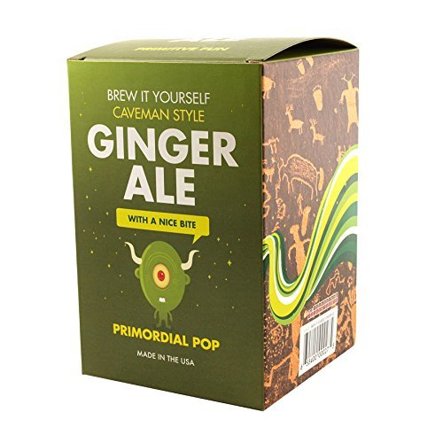 (Copernicus - Brew it Yourself - Gingerale)